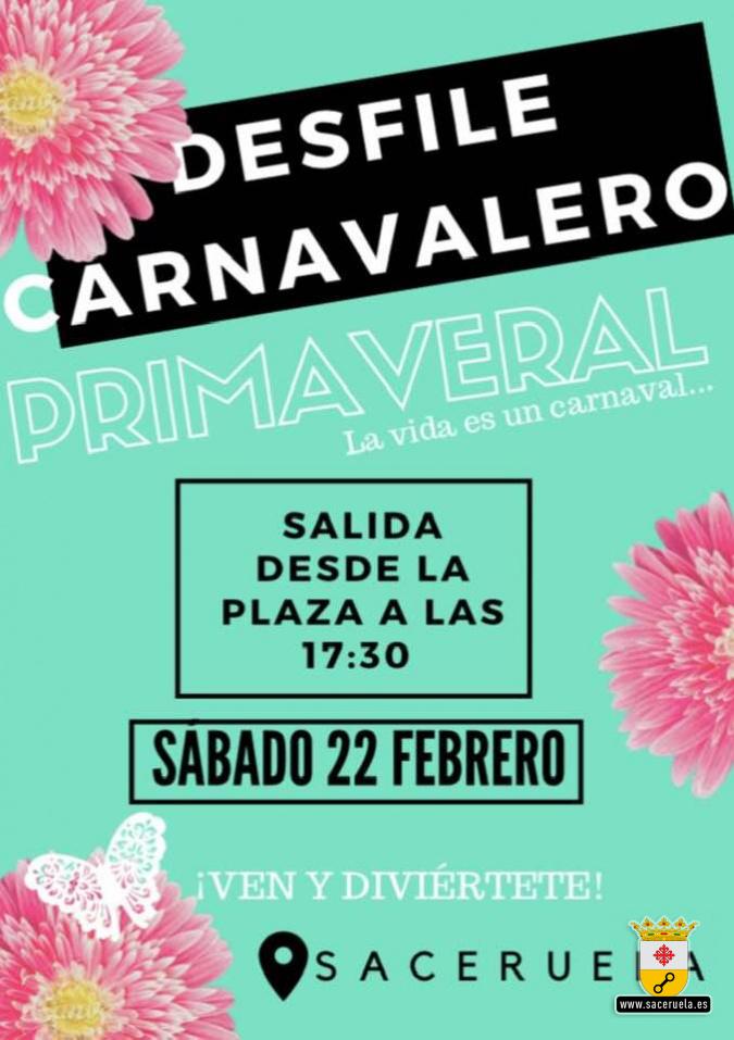 Saceruela Carnaval 2020