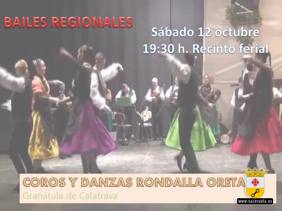 Coros y Danzas Rondalla Oretana